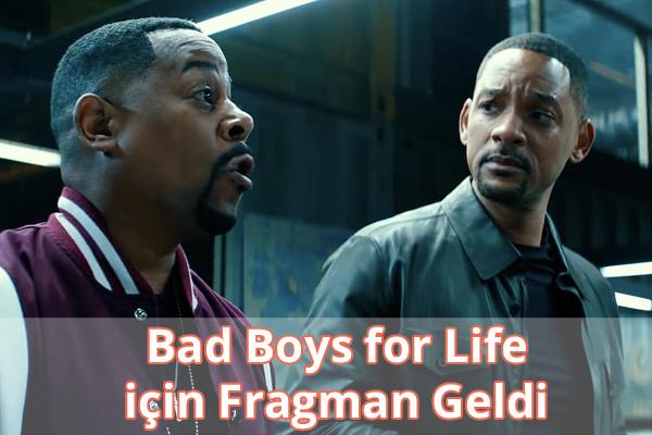 Bad Boys for Life (Çılgın İkili 3) Fragman İzle