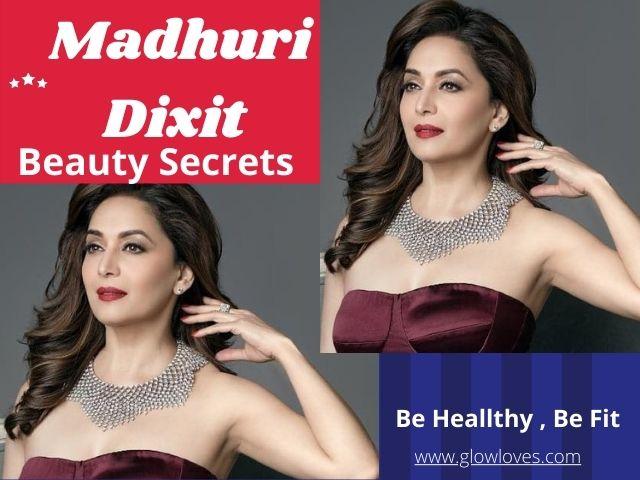 Madhuri Dixit Beauty Secret   Madhuri Dixit Shares  Beauty Secret