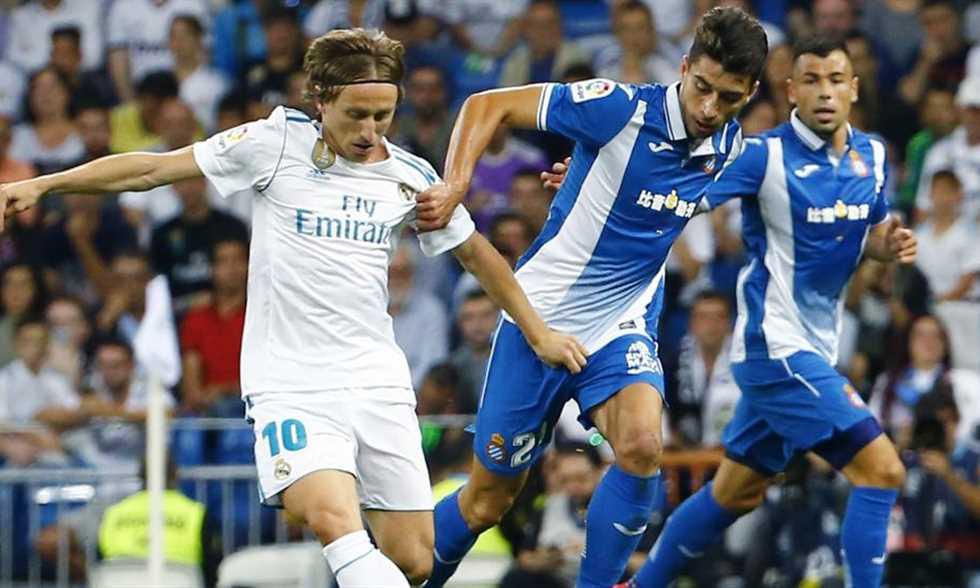 مباراة ريال مدريد واسبانيول 27-01-2019 الدوري الاسباني
