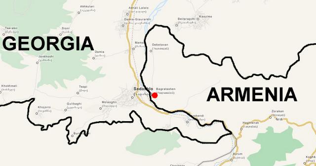 Armenia y Georgia construirán Puente de la Amistad