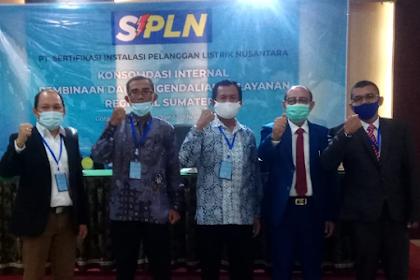 Lembaga SLO SIPLN Bergerak, Regional Sumatera Kena Giliran