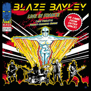 Blaze Bayley - Live in France [iTunes Plus AAC M4A]