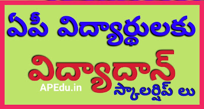 Vidyadan Scholarships for AP Students