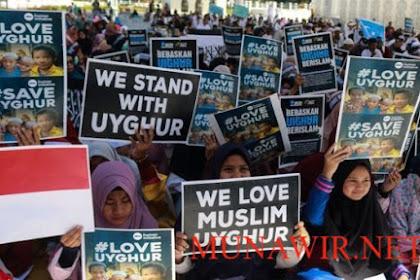 Muslim Uighur Dalam Bayang Separatisme dan Pelanggaran Ham