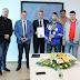 """U kabinetu Općinskog načelnika upriličen prijem za Kuglački klub """"Zrinski-Ljubače"""" Bistarac Lukavac"""