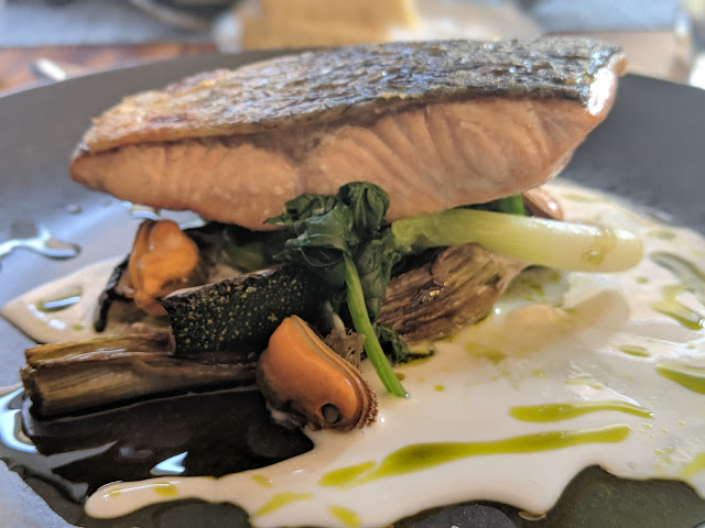 Things to do in Berwick - salmon from audela