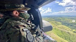 Las Unidades de Mar y Defensa Antiaérea trabajando en conjunto para la Defensa de la Patria