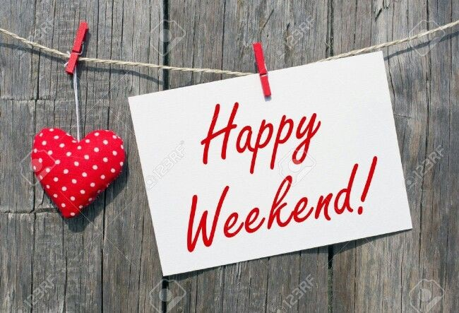 happy weekend images