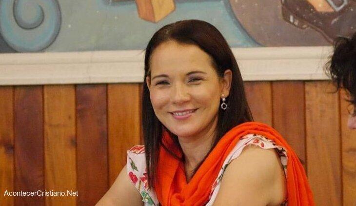 Ex funcionaria municipal Esmeralda Cárdenas Sánchez