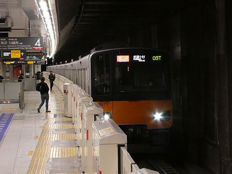 【ダイヤ改正で登場!】東武50070系の急行 武蔵小杉行き