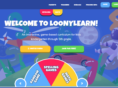 Online Learning Is Not Going Away : A New Resource for Math and Spelling in the Elementary Classroom