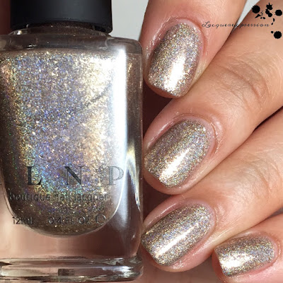 nail polish swatch of clockwork by ilnp