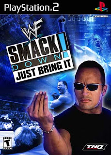 WWF Smackdown: Just Bring It (PS2) Game Review