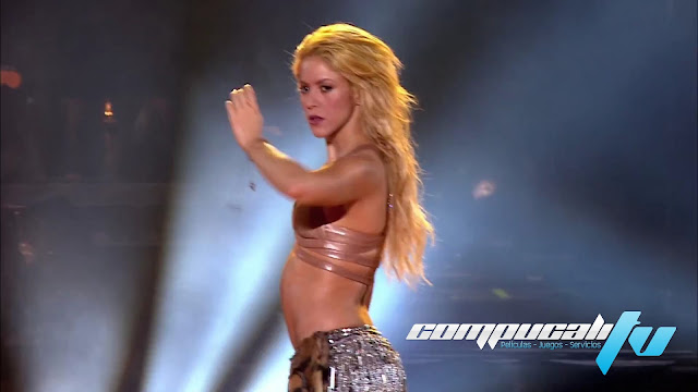 Shakira Live From Paris 1080p HD