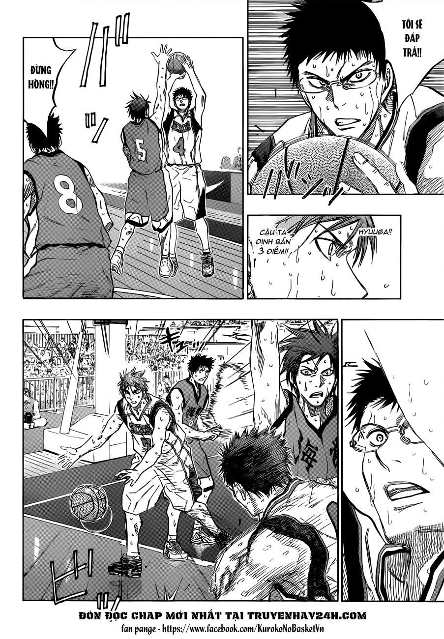 Kuroko No Basket chap 193 trang 6