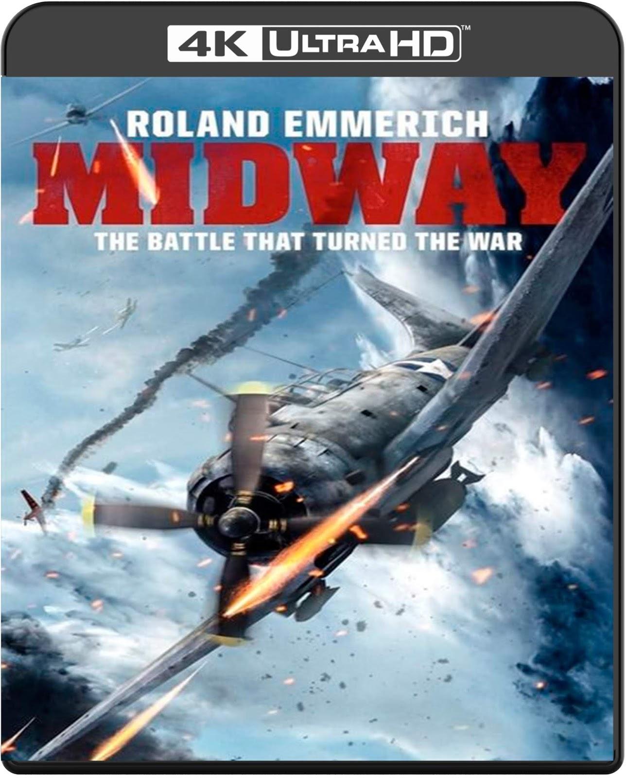 Midway [2019] [UHD] [2160p] [Latino]