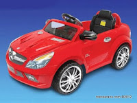 1 Mobil Mainan Aki Junior QX7999 BMW