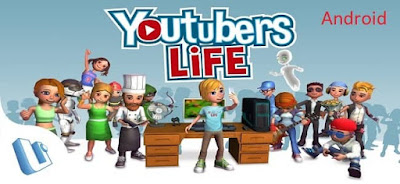 Youtubers Life - Gaming 1.3.0 Apk + Mod + Data Gratis for Android