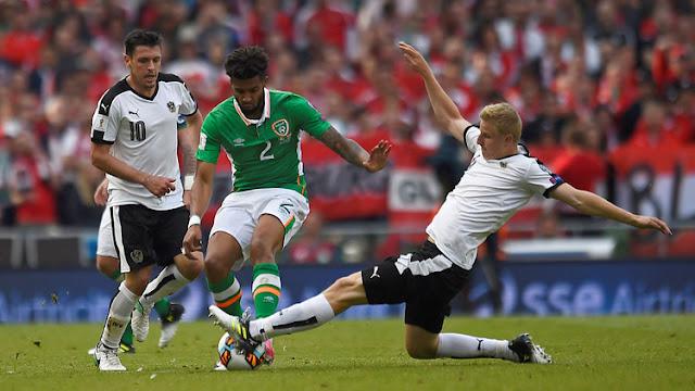 ايرلندا تتعادل مع النمسا فى تصفيات كأس العالم 2018