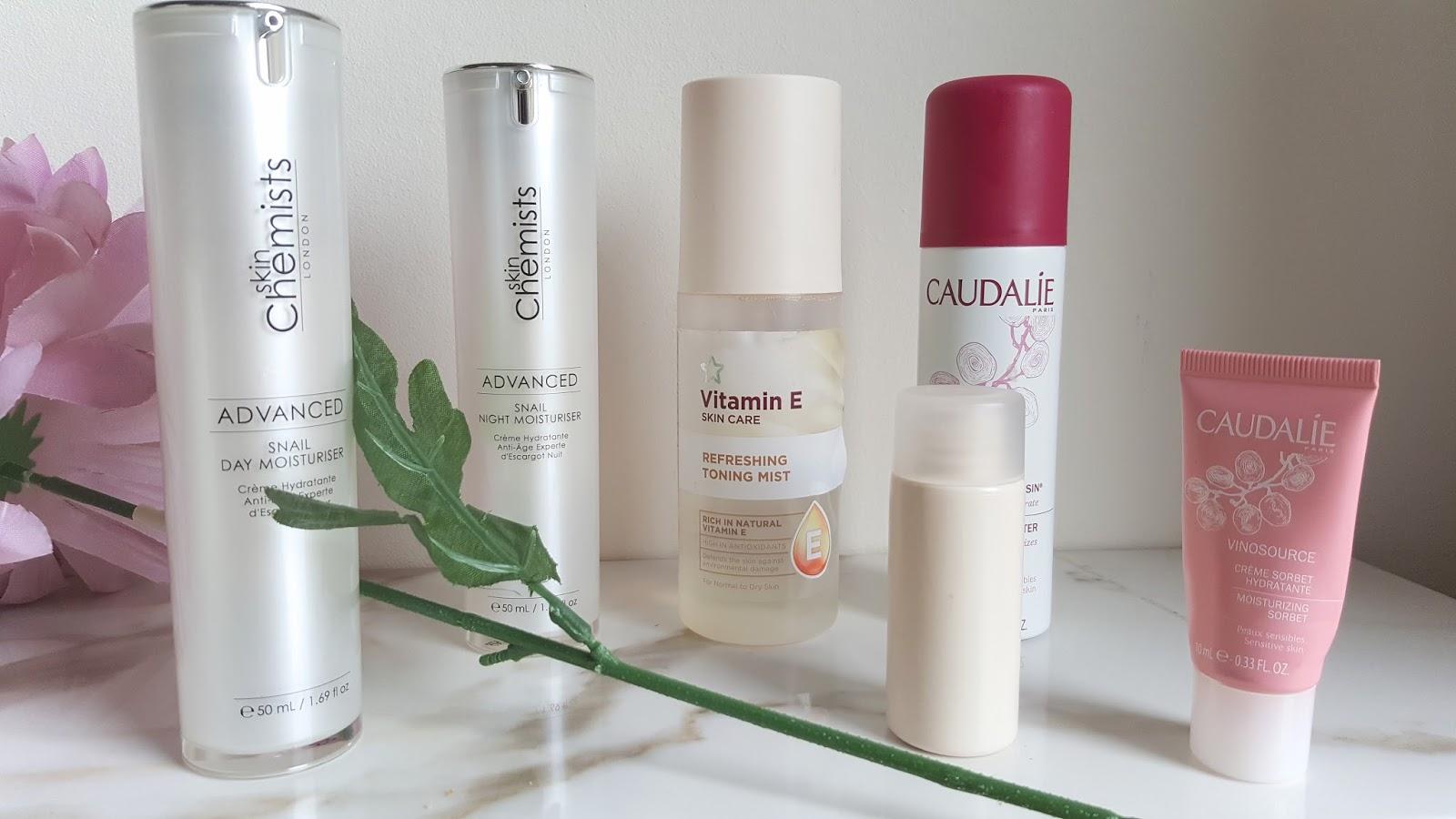 skin chemists, caudalie, skincare, eauty thatbellemakeup
