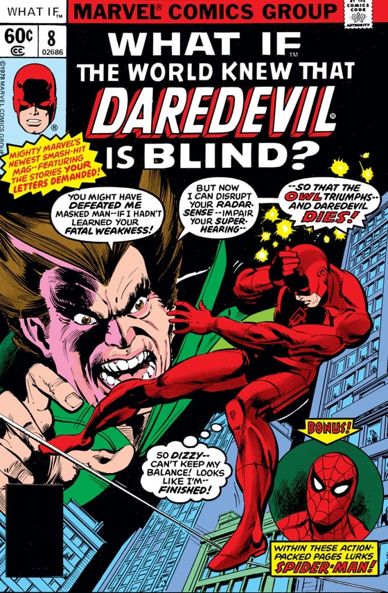 #whatif #marvel #comics #daredevil #comiccovers