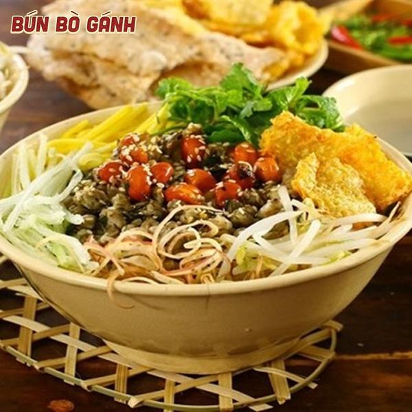 Bún Hến - Baby Clam Noodle