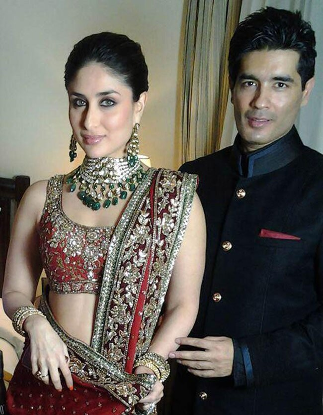 Kareena, Karisma Kapoor ने अपने 'Best Friend Forever' Manish Malhotra को जन्मदिन की बधाई दी।
