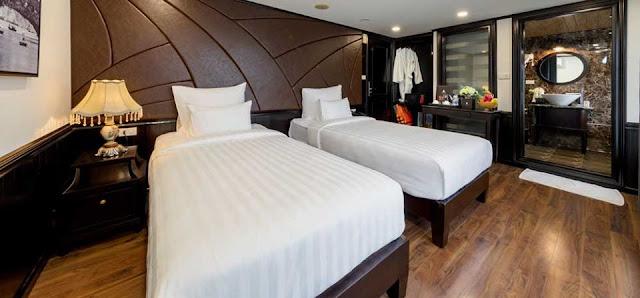 cabin trên tàu, tour du lịch