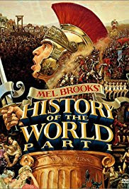 History of the World: Part I Poster