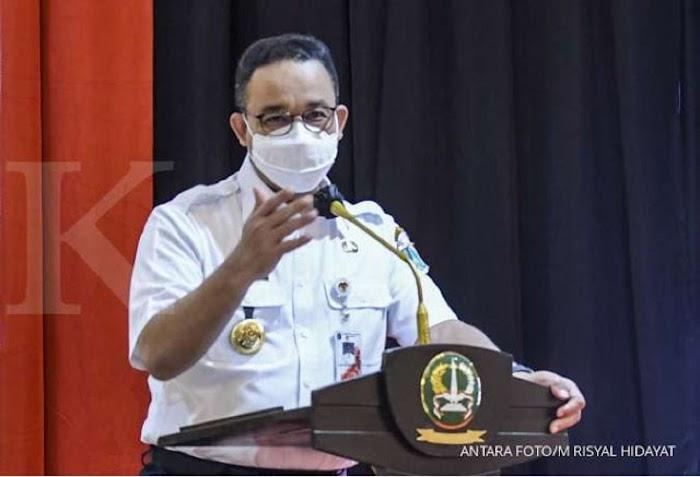 Pakar Epidemiolog: PSBB Anies Lebih Ampuh Ketimbang PPKM Mikro