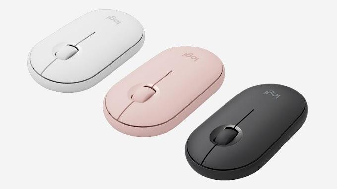 Logitech Announces Launch of Logitech® Pebble Wireless Mouse M350
