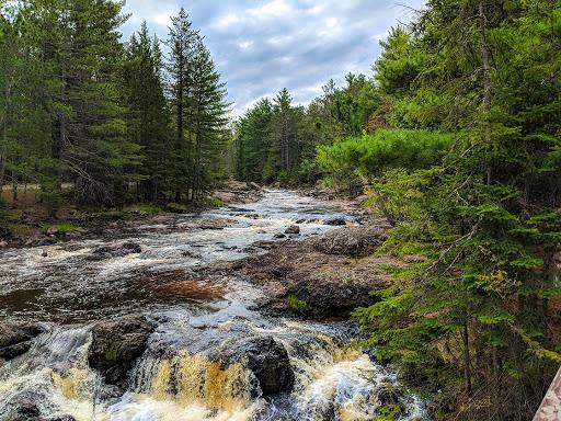 Amnicon Falls State Park WI