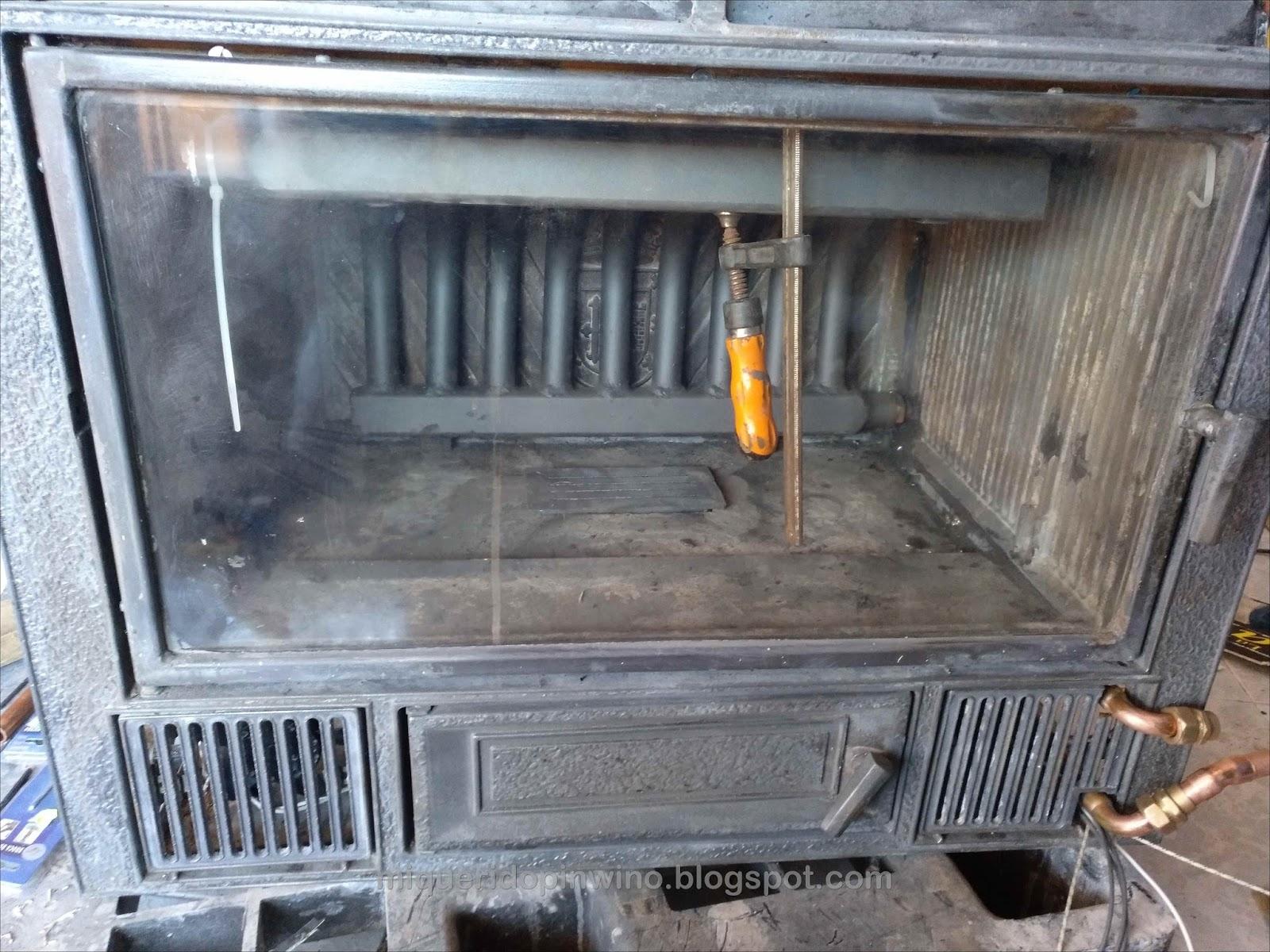 Tecnolog a para un progreso sostenible a adir un - Estufa de lena para radiadores ...