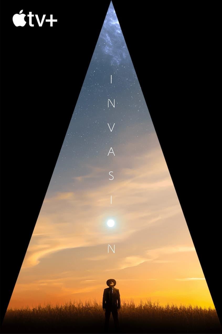 Apple TV+ показал трейлер фантастического сериала «Вторжение» - Постер