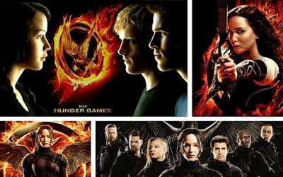 The Hunger Games Movie Tag