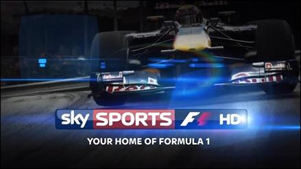 Sky se queda con la F1 en Reino Unido