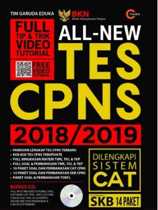 Download Gratis Kisi-kisi Soal Tes CPNS Terbaru 2019
