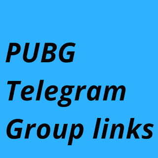 Pubg Telegram Groups & Channels *Latest* 50+