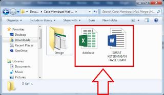 Cara Membuat Mail Merge (Mailing) Di Word 3