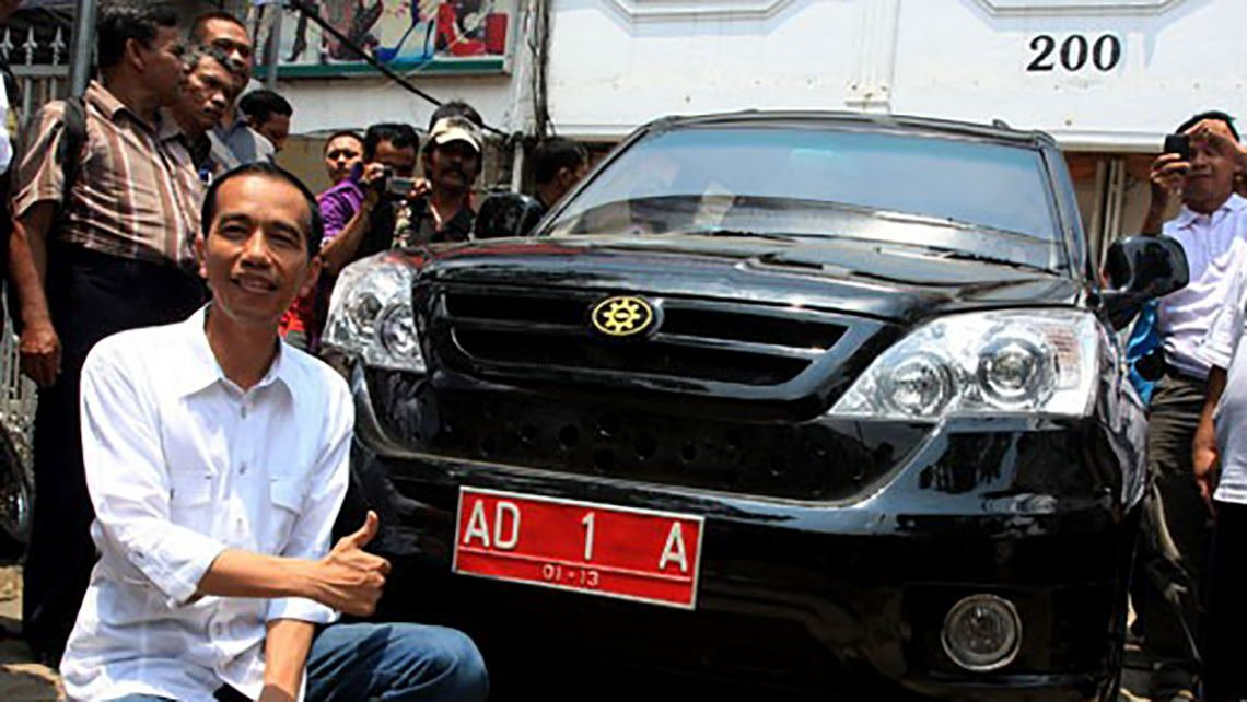 Jokowi Gaungkan Masyarakat untuk Benci Produk-produk Luar Negeri
