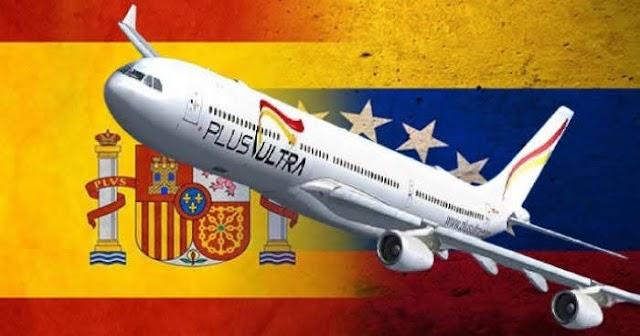 Justicia ordena en España a Plus Ultra justificar el rescate recibido del Gobierno español