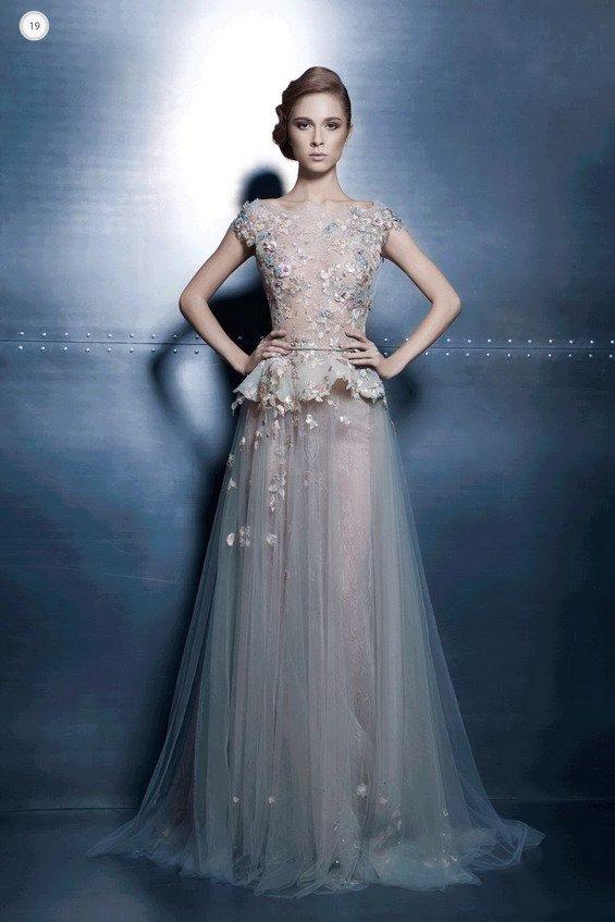 vestidos de damas de amor