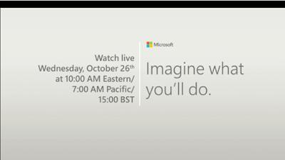 screenNY - Segui con noi lo streaming live dell'evento Microsoft di New York!