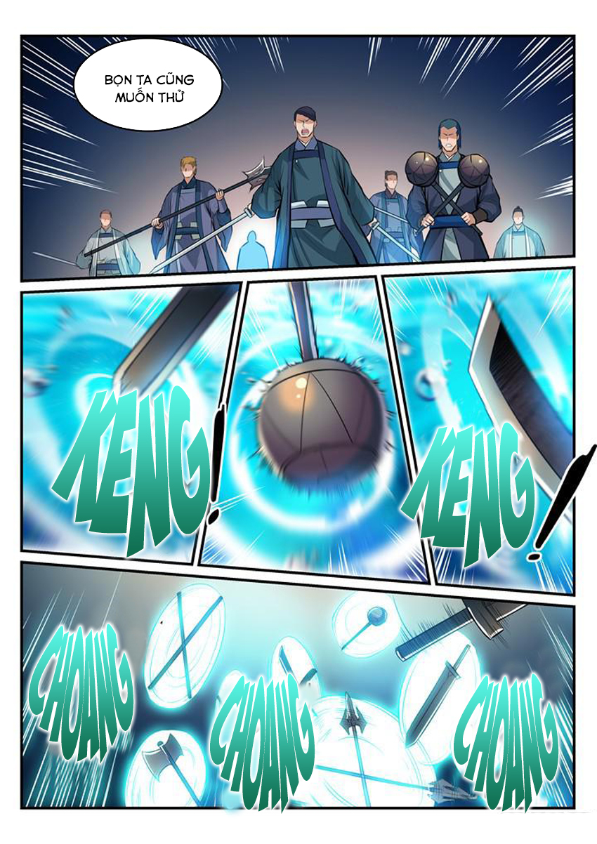 Bách Luyện Thành Thần Chapter 197 trang 4 - CungDocTruyen.com