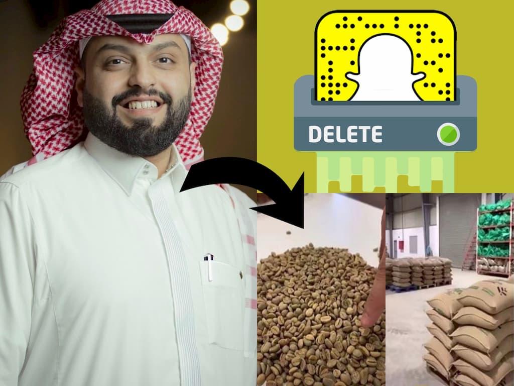 هذا هو سر قيام السعودي منصور الرقيبة باعتزال تطبيق سناب شات