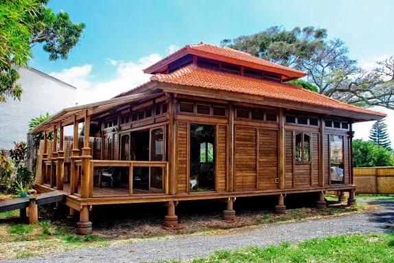 11 Tren Rumah Kayu Minimalis Modern Terbaik Untuk Hunian Idaman Anda Dirumah Kita