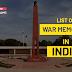 List of War Memorials in India: Complete