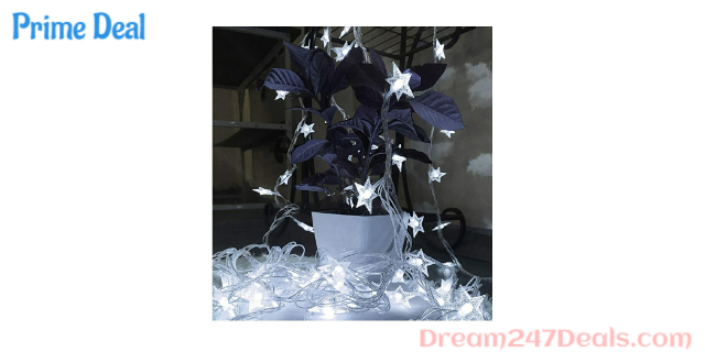 40% OFF Star string lights