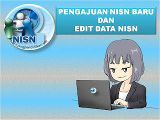 ajuan NISN Baru