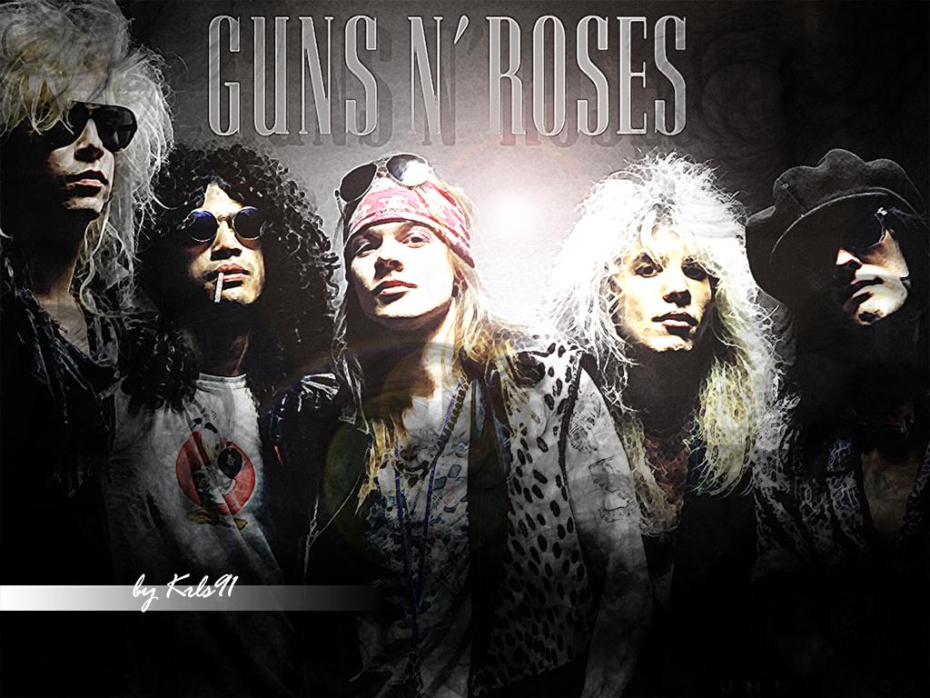 Guns And Roses Roses